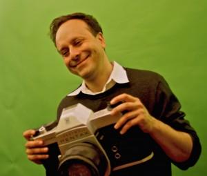 Garrick's Bio Picture